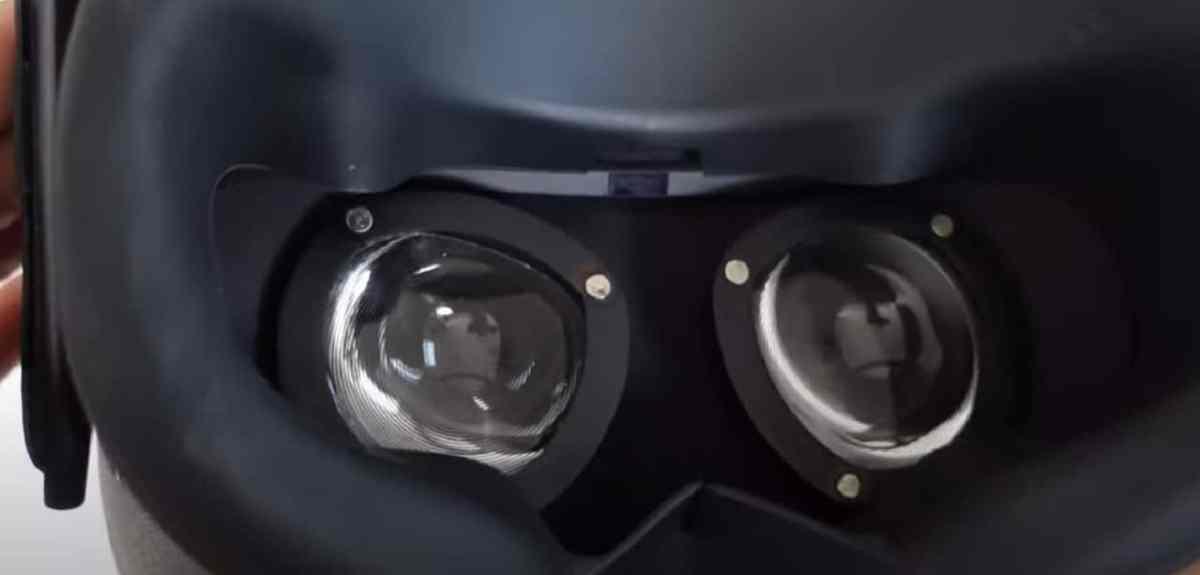 Vakdon lentilles Oculus Quest