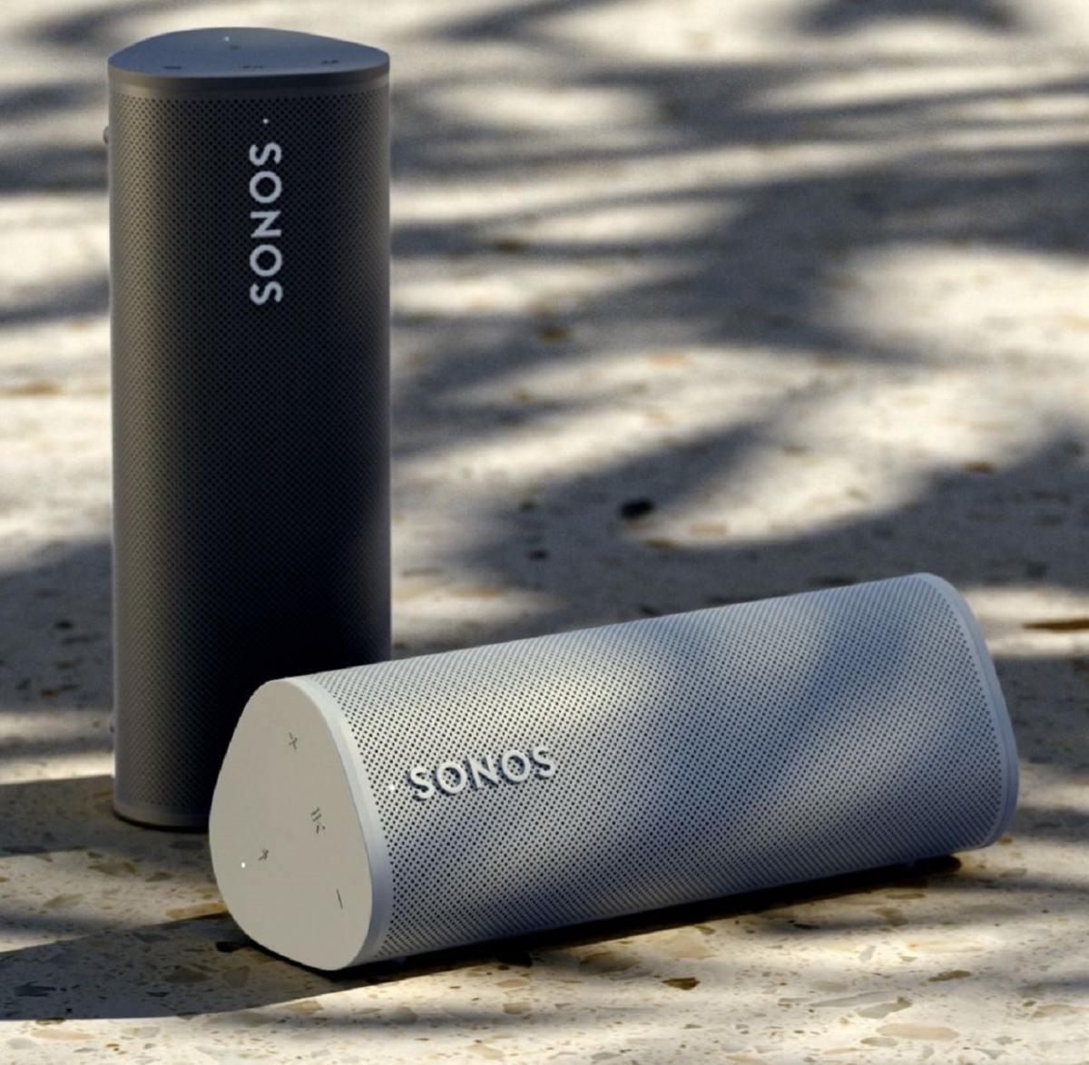 Sonos Roam Bluetooth wifi stéréo multiroom