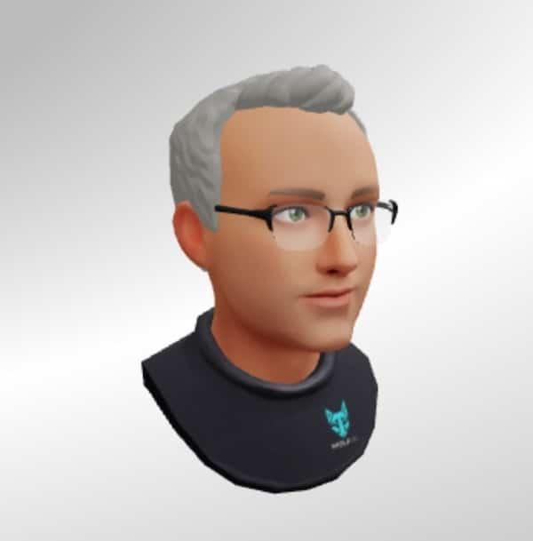 créer avatar 3D MeetingVR, Liv, Mozilla Hubs