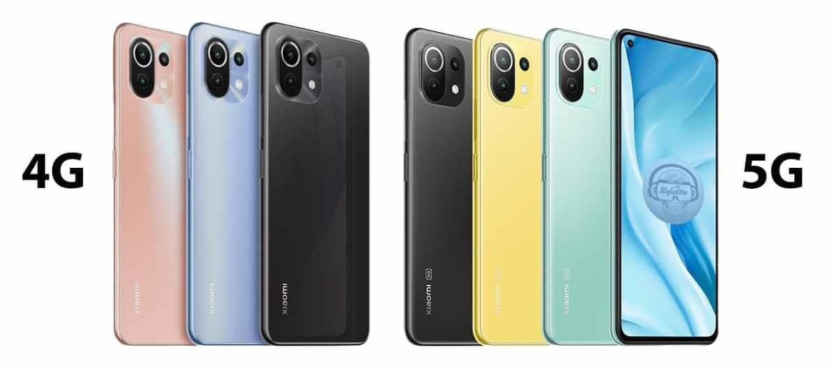 Promotions Xiaomi Mi 11 Lite