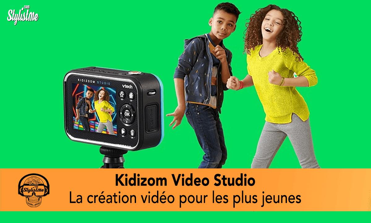 kidizoom vidéo studio avis
