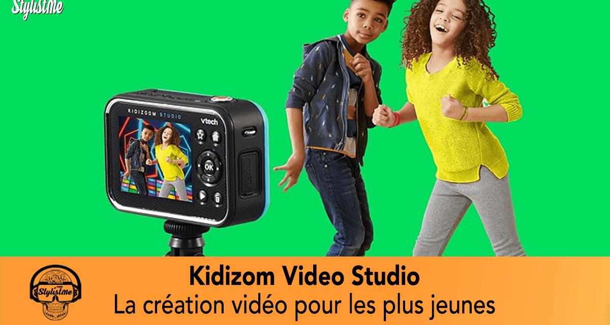 Kidizoom video studio avis sur la création de vidéo pour les enfants