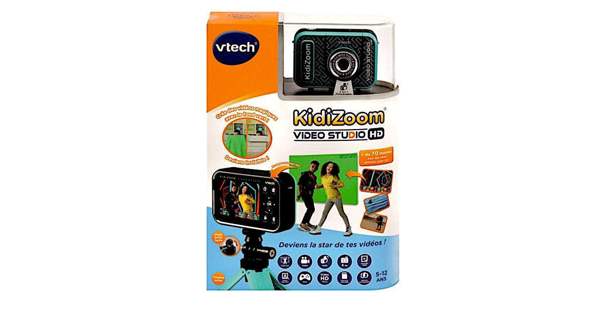 kidizoom video studio prix