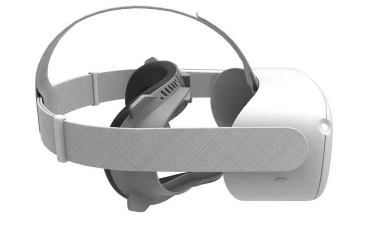 Bionik Mantis VR Interface Quest 2