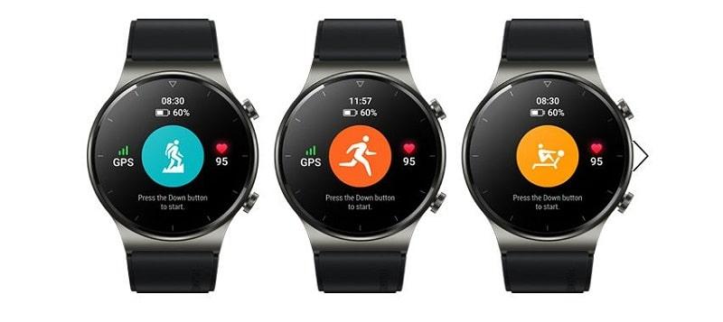 Fonctionnalités Huawei Watch 3
