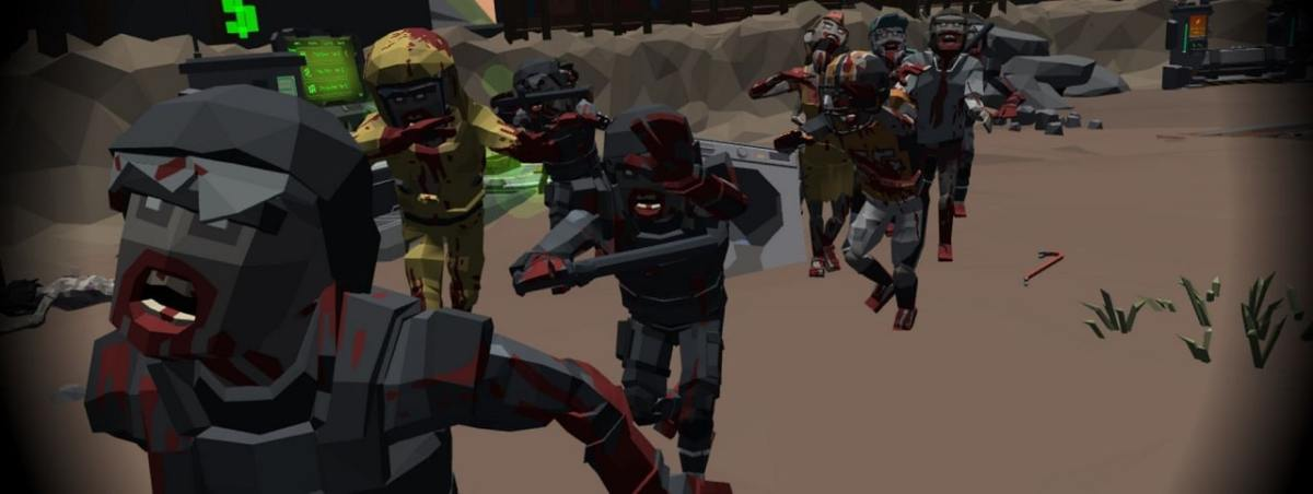 Gladiatus VR jeu action vagues Quest