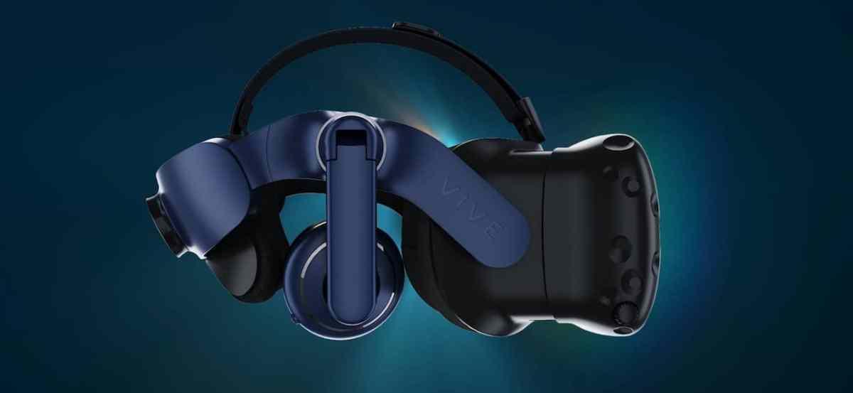 HTC Vive Pro 2 confort design