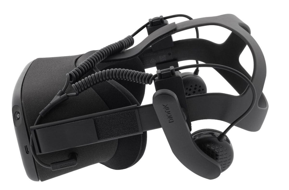 Mantis VR écouteur externe Quest