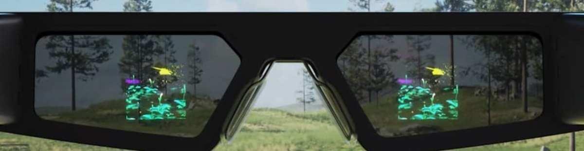 Snapchat Spectcles 4 réalité augmentée