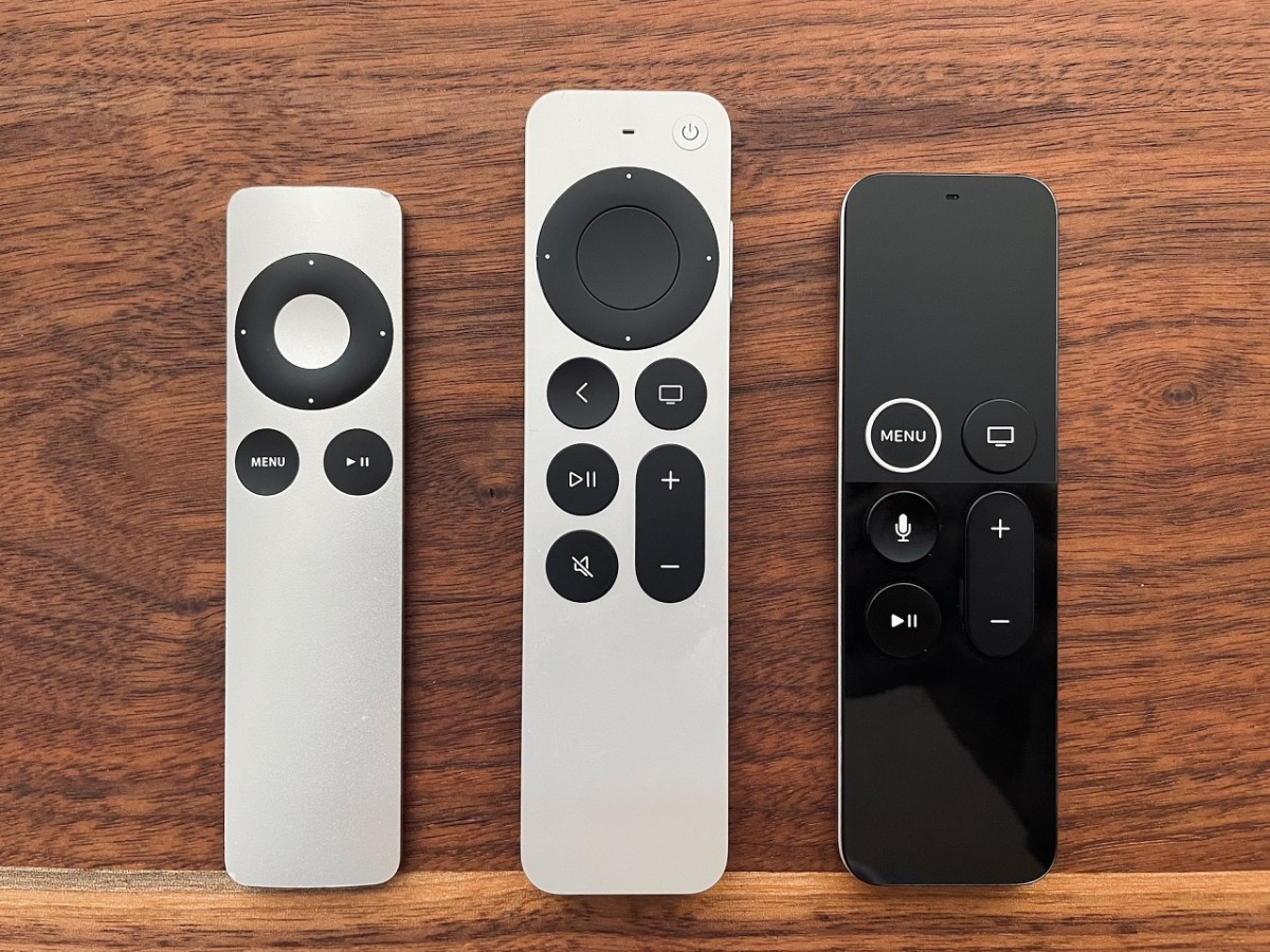 Apple Tv 4K 2021 test Siri Remote