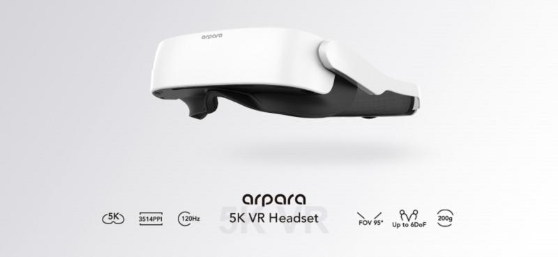Arpara VR test