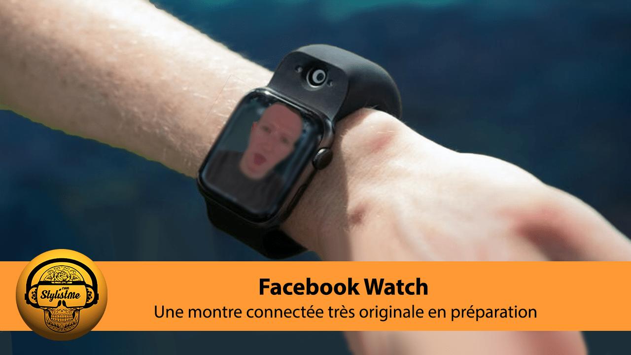 Facebook Watch caractéristiques prix avis