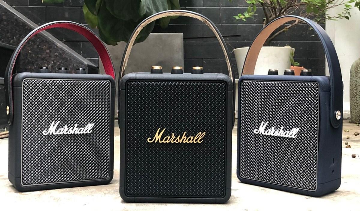 Marshall Stockwell 2 prix promotion