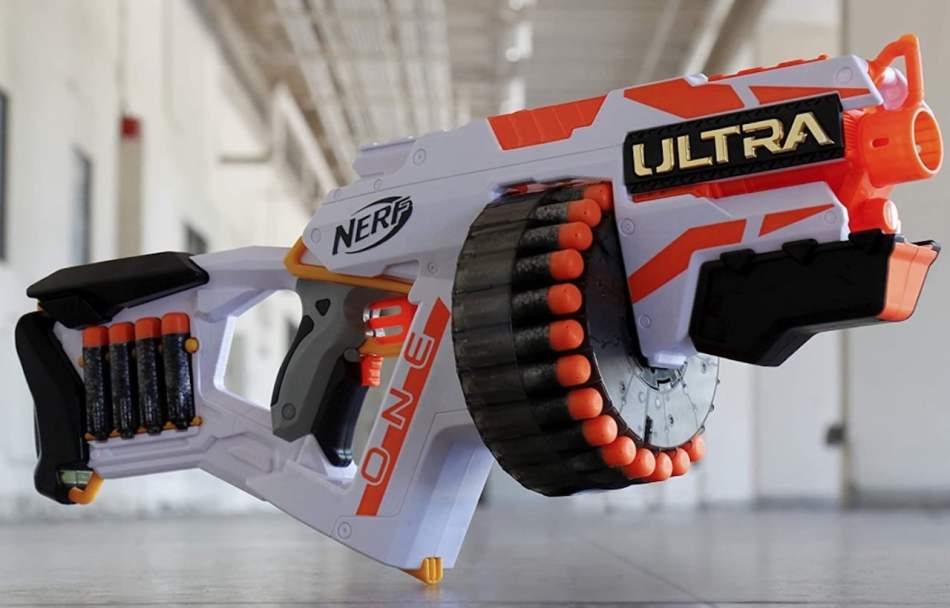 Nerf Ultra One Ultimate Championship VR
