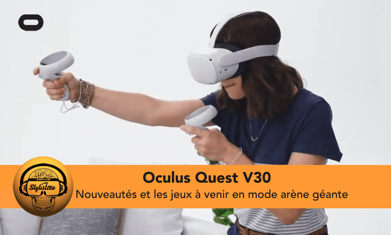Oculus Quest V30