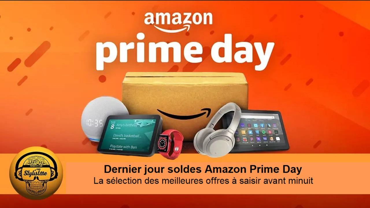 Prime Day meilleures offres juin 2021