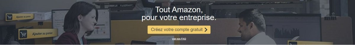 Promotion soldes Amazon Business Prime Day