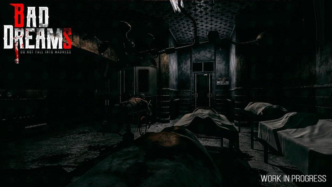 bad dreams jeu horreur vr