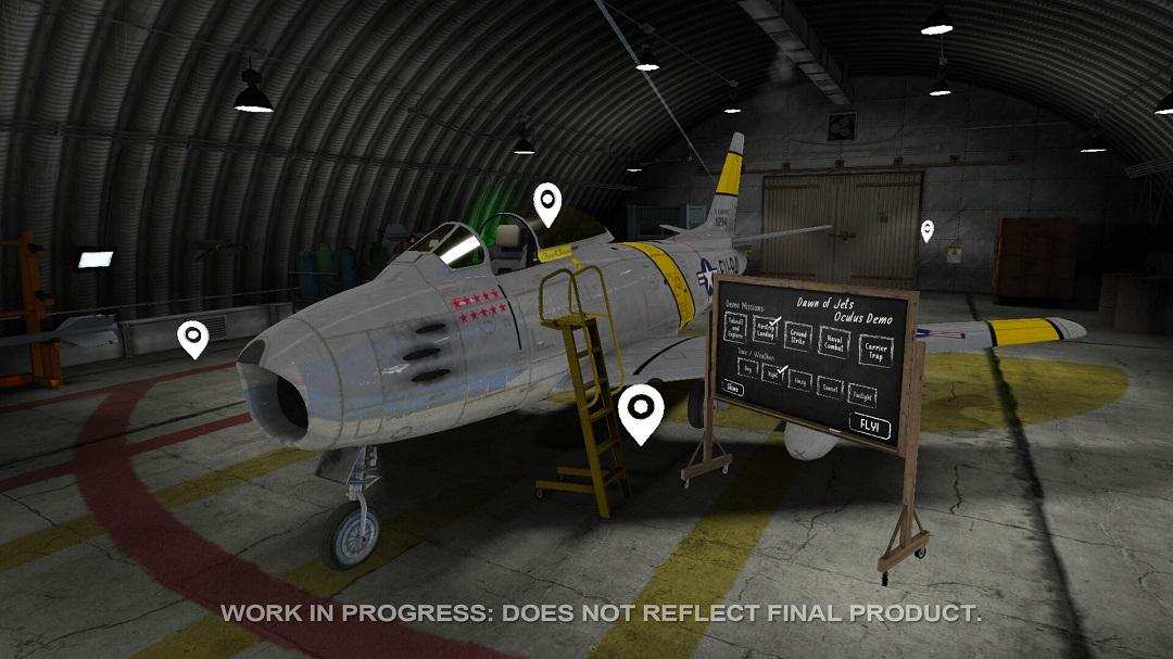 Dawn Of Jets simulateur vol Quest 2