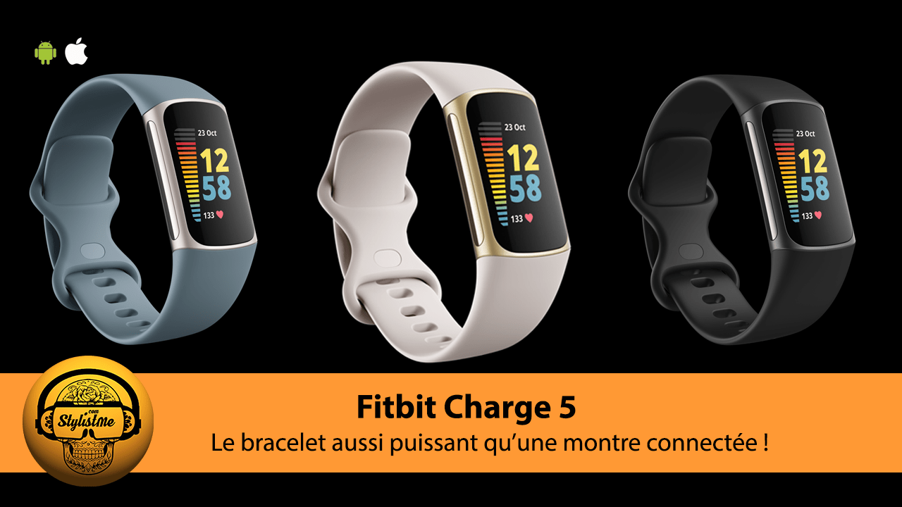 Fitbit Charge 5 test avis