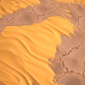 Desert Material + Marmoset Setup by Karalysson