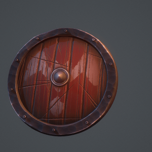 Stylized Shield SBS file By  karalysson