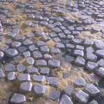 Stylized Stone Path Material + Marmoset Setup By karalysson