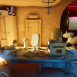 Unreal Engine Interior Scene Project – Plus Videos By 3dex