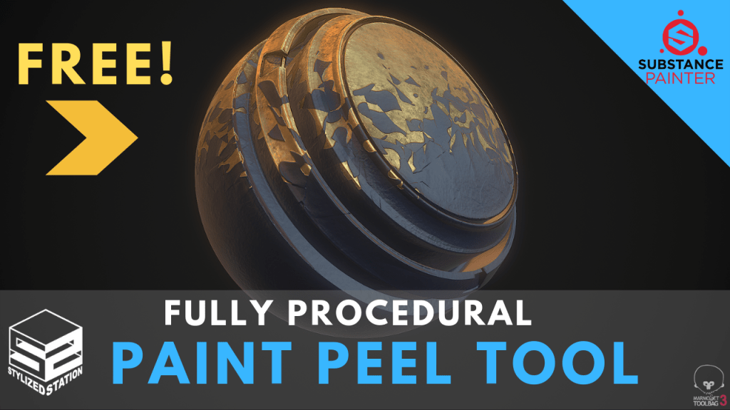 FREE Paint Filter Tool for Substance Painter