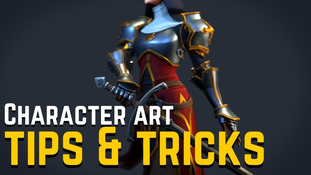 3D Character Creation Tips and Tricks