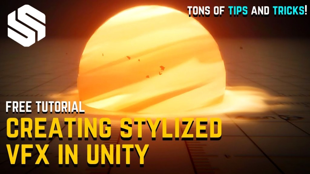 How To Make Stylized VFX with Unity URP & ShaderGraph
