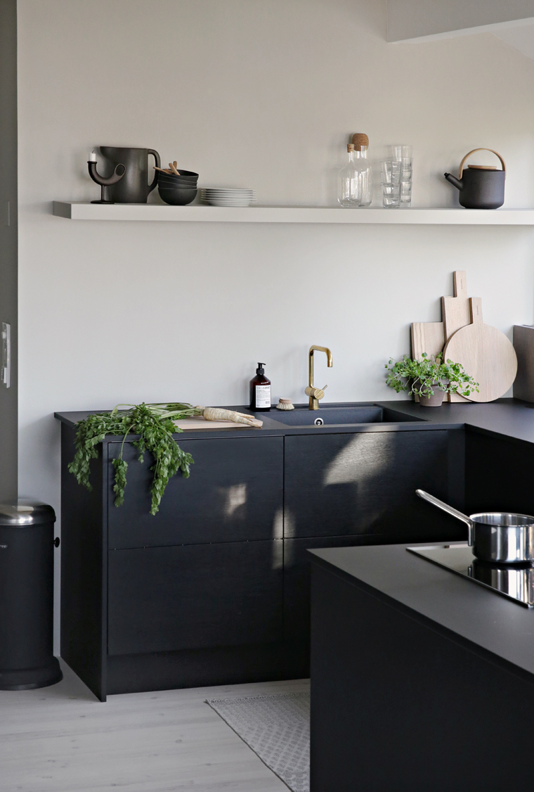 ikea kitchen counter pot sets new color in the | stylizimo