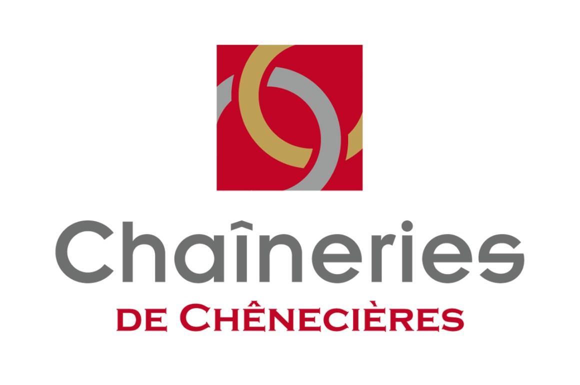 Création logotype Chaîneries de Chênecières