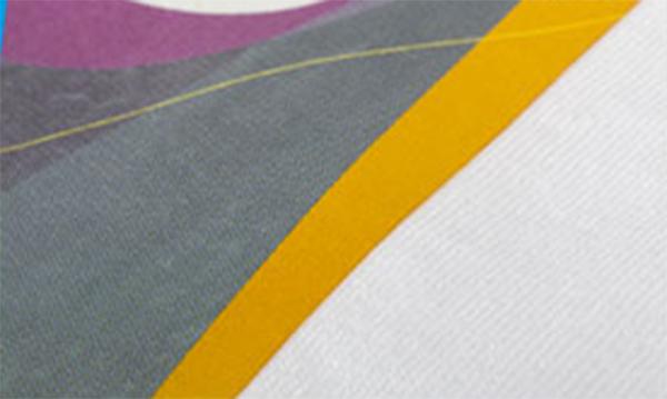 Transfer sérigraphique textile