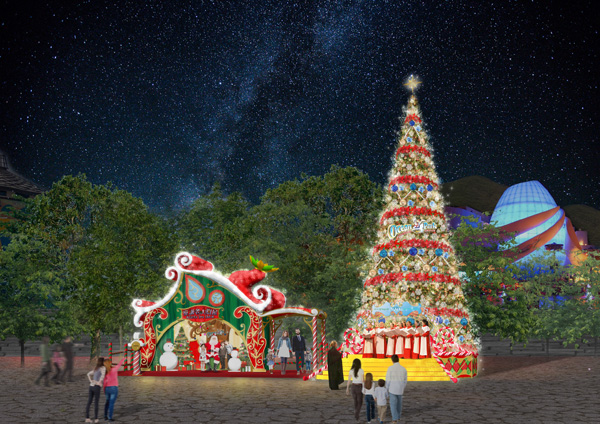 stylomilo_2_santa-tree-hut-christmas-tree_mock-up
