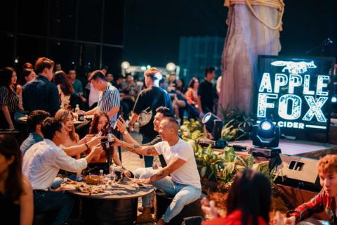 【Apple Fox】马来西亚拥有最多苹果的狐狸在这里~!