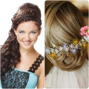 party hairstyles step 2016
