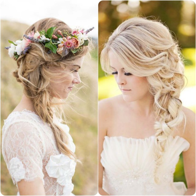 20 braided hairstyles for wedding brides 2016 | stylo planet