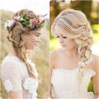 20 Braided Hairstyles for Wedding Brides 2016