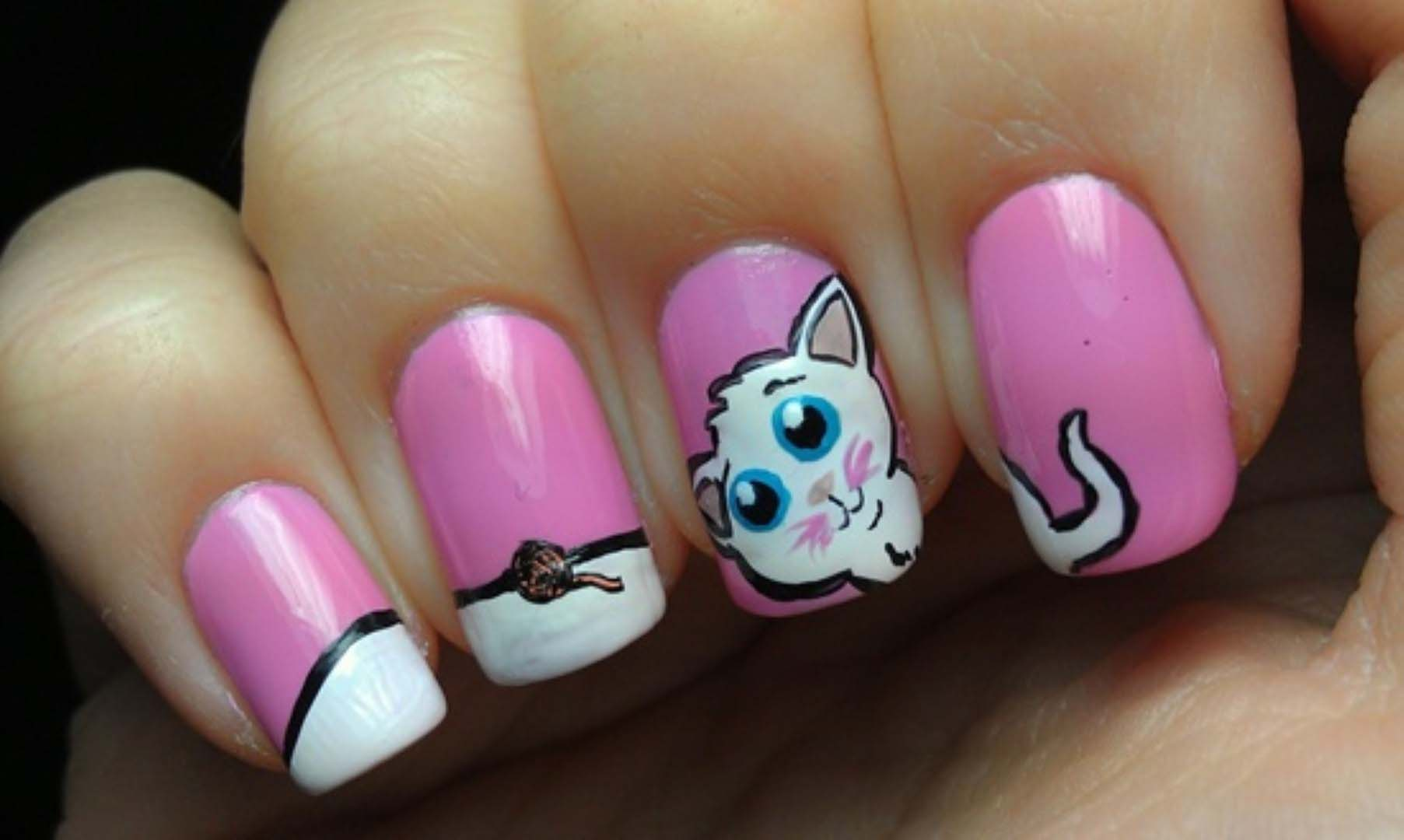 Top 10 Spring Summer Nail Art Designs Colors 2017 Stylopla 3