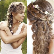 braided hairstyles wedding