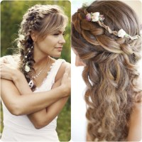 20 Braided Hairstyles for Wedding Brides 2016