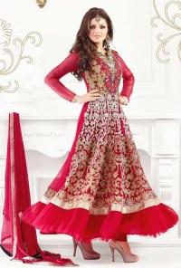 Indian & Paksistani Party Wear Dresses 2016   Stylo Planet