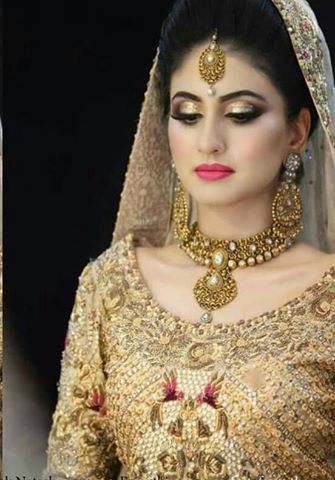 Latest Bridal Makeup Basic Steps With Tutorial  Stylo Planet