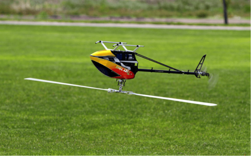 rc helicopter fun inverted