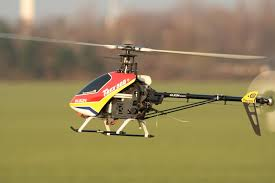 Rc Helicopter Flight