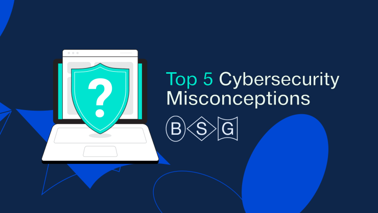 5-Cybersecurity-Misconceptions
