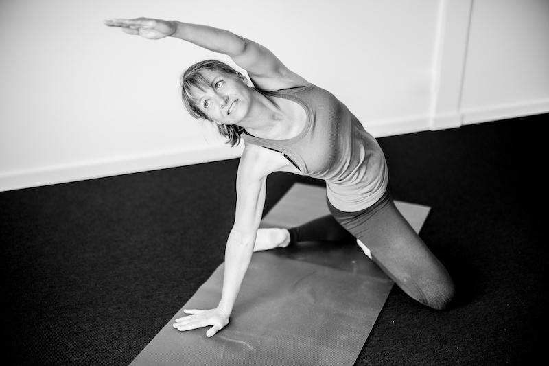 Yoga & kerne/bækkenbund