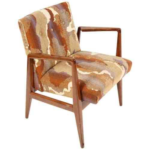 muebles de mediados de siglo-jens-risom-lounge-chair
