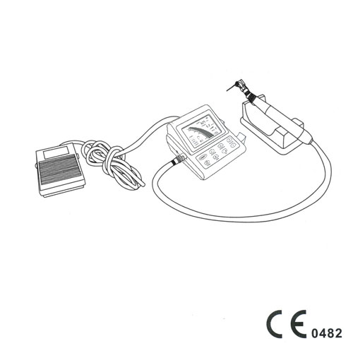 Dental Lab COXO Endo Endodontic Root Canal Treatment Apex